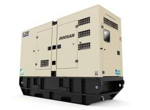 Дизельный генератор Doosan