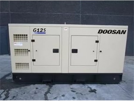 DOOSAN G125 WCU