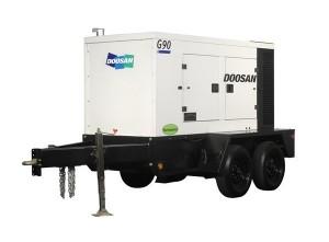 Строительное оборудование Doosan