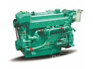 Судовой двигатель Doosan